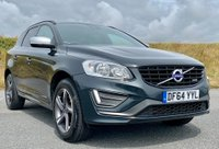 USED 2015 64 VOLVO XC60 2.0 D4 R-Design Geartronic 5dr LOW MILES! SAT NAV! PRIVACY!