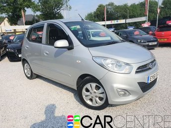View our 2011 61 HYUNDAI I10 1.2 ACTIVE 5d 85 BHP
