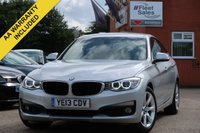USED 2013 13 BMW 3 SERIES 2.0 320D SE GRAN TURISMO 5d 181 BHP FULL SERVICE HISTORY, NEW CLUTCH AT 53115 MILES