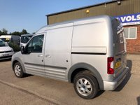 USED 2011 61 FORD TRANSIT CONNECT 1.8 T230 LIMITED LWB HIGH ROOF 110 BHP NO VAT!
