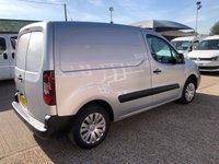 USED 2016 66 CITROEN BERLINGO 1.6 625 ENTERPRISE L1 BLUEHDI 75 BHP [EURO 6]
