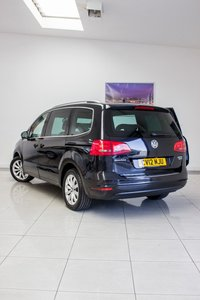 USED 2012 12 VOLKSWAGEN SHARAN 2.0 SEL TDI DSG 5d AUTO 142 BHP JULY 2020 MOT & Just Been Serviced