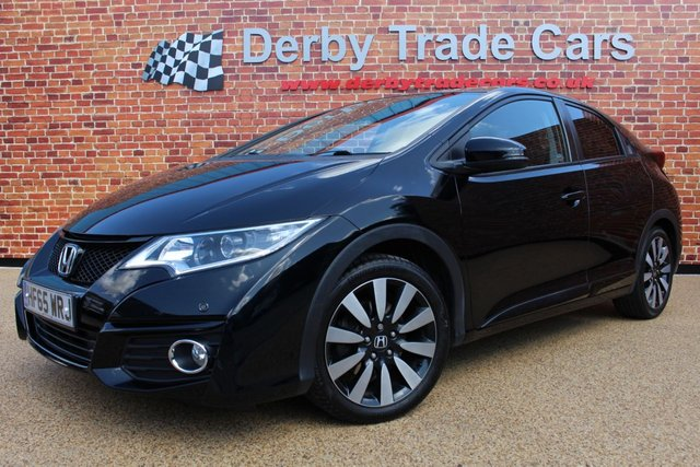 HONDA CIVIC at Derby Trade Cars