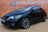 USED 2015 65 HONDA CIVIC 1.8 i-VTEC SR 5dr