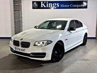 2014 BMW 5 SERIES 2.0 520D SE 4dr  £9990.00