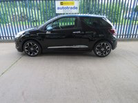 USED 2016 16 DS DS 3 1.2 PURETECH ELEGANCE S/S 3dr Bluetooth Privacy Cruise Alloys  £0 Road Tax,service history