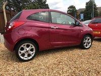USED 2010 60 FORD KA 1.2 TATTOO PREMIUM 3d 69 BHP ONLY £30 ROAD TAX: