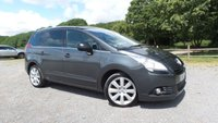 USED 2013 63 PEUGEOT 5008 1.6 HDI ALLURE 5d 115 BHP FULL PEUGEOT HISTORY, ALLOY-WHEELS, PANORAMIC ROOF, AIR-CONDITIONING, REMOTE LOCKING, CD-PLAYER, ELECTRIC WINDOWS, 7 SEATER, METALLIC PAINT, ELECTRIC MIRRORS,