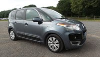 USED 2009 09 CITROEN C3 PICASSO 1.6 PICASSO VTR PLUS HDI 5d 90 BHP 2 X KEYS, ALLOY-WHEELS, CD-PLAYER, AIR-CONDITIONING, REMOTE LOCKING, ELECTRIC WINDOWS, ELECTRIC MIRRORS, METALLIC PAINT, SUPERB MPG,