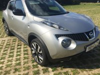 2014 NISSAN JUKE 1.6 N-TEC 5d 115 BHP AUTO £7995.00