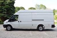 USED 2013 13 FORD TRANSIT 2.2 350 H/R 1d 124 BHP