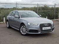 2017 AUDI A6 2.0 AVANT TDI ULTRA SE EXECUTIVE 5d AUTO 188 BHP £SOLD