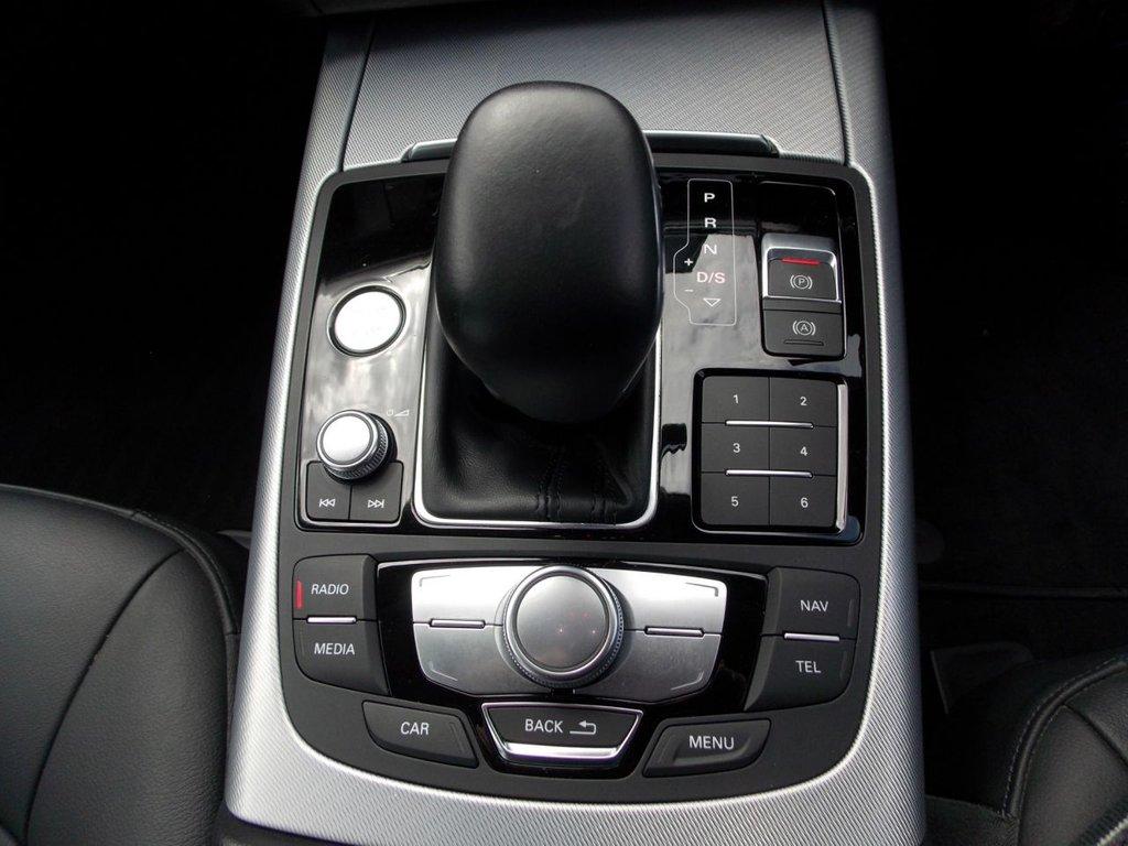 USED 2017 17 AUDI A6 2.0 AVANT TDI ULTRA SE EXECUTIVE 5d AUTO 188 BHP