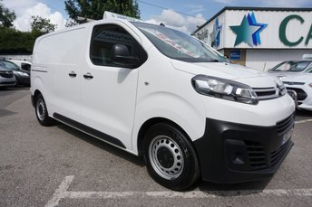 2017 CITROEN DISPATCH 1000 1.6 BLUEHDI 115 M ENTERPRISE 6DR ( NO VAT !! ) £12989.00