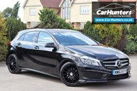 USED 2013 MERCEDES-BENZ A CLASS 1.5 A180 CDI BLUEEFFICIENCY AMG SPORT 5d 109 BHP