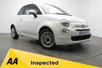 USED 2016 16 FIAT 500 1.2 POP STAR 3d 69 BHP City Steering- Climate Control