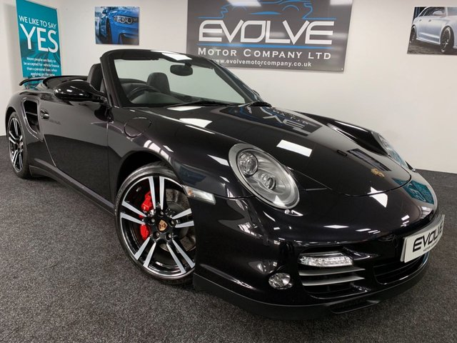 USED 2011 PORSCHE 911 3.8 TURBO PDK 3d AUTO 500 BHP IMMACULATE, CHEAPEST IN UK!