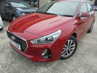 USED 2018 67 HYUNDAI I30 1.0 T-GDI SE 5d 118 BHP Ecellent Condition, FSH, No Deposit Necessary, No Fee Finance Available, Part Ex Welcomed, Manufacturer's Warranty