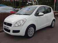 2012 SUZUKI SPLASH 1.0 SZ2 5d 2 Owners £3695.00