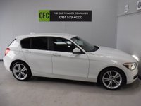 USED 2015 64 BMW 1 SERIES 2.0 118D SE 5d AUTO 141 BHP ONE OWNER, BMW SERVICE HISTORY, SAT NAV,