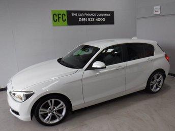 2015 BMW 1 SERIES 2.0 118D SE 5d AUTO 141 BHP £10490.00