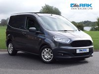 USED 2017 17 FORD TRANSIT COURIER 1.6 TREND TDCI 1d 94 BHP Stunning Van NO VAT !!!