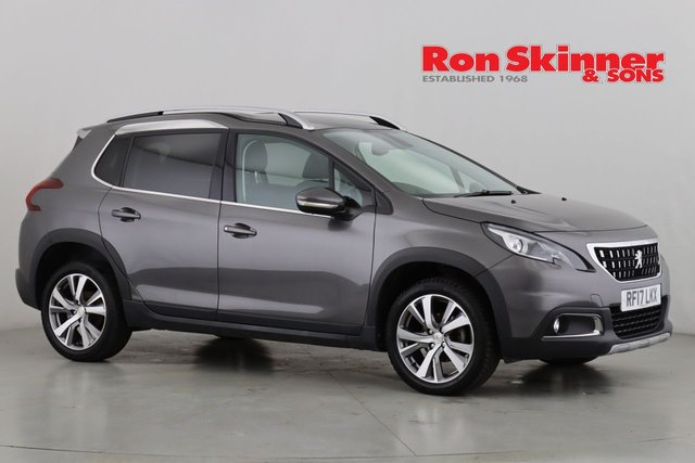 View our 2017 17 PEUGEOT 2008 1.6 BLUE HDI ALLURE 5d 100 BHP
