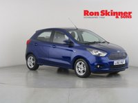 USED 2017 67 FORD KA+ 1.2 ZETEC 5d 84 BHP