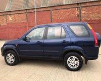 USED 2003 52 HONDA CR-V 2.0 I-VTEC SE SPORT AUTO 5d AUTO 148 BHP