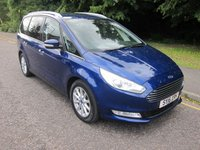 2016 FORD GALAXY 2.0 TITANIUM X TDCI 5d 148 BHP.*ULEZ COMPLIANT*LEATHER*SAT NAV* £16490.00