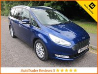 USED 2016 16 FORD GALAXY 2.0 TITANIUM X TDCI 5d 148 BHP.*ULEZ COMPLIANT*LEATHER*SAT NAV* Fantastic One Lady Owned Ford Galaxy Titanium X Automatic with Full Leather, Satellite Navigation, Glass Panoramic Roof, Alloy Wheels and Ford Service History. This Vehicle is ULEZ Compliant with a EURO 6 Rated Engine.