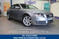 USED 2010 60 AUDI A4 2.0 TDI SE 4d AUTO 141 BHP Low Deposit Finance Available
