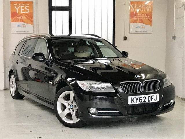 2012 62 BMW 3 SERIES 2.0 320D EXCLUSIVE EDITION TOURING 5d 181 BHP