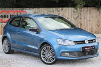 USED 2015 15 VOLKSWAGEN POLO 1.4 BLUEGT 3d 148 BHP * SAT NAV * * PCP FINANCE AVAILABLE *