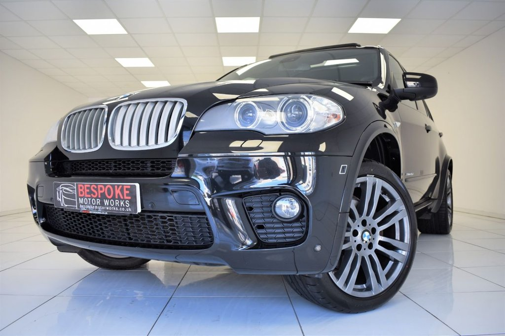 USED 2011 61 BMW X5 XDRIVE40D 3.0 M SPORT