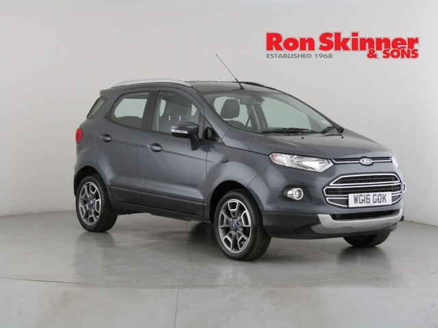 View our 2016 16 FORD ECOSPORT 1.0 TITANIUM 5d 124 BHP