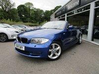 USED 2009 58 BMW 1 SERIES 2.0 120I SE 2d 168 BHP