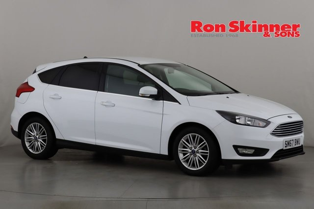 View our 2017 67 FORD FOCUS 1.5 ZETEC EDITION TDCI 5d 118 BHP