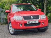 USED 2008 57 SUZUKI GRAND VITARA 1.6 VVT PLUS 3d 105 BHP
