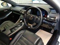USED 2014 14 LEXUS IS 2.5 300H F SPORT 4d AUTO 220 BHP