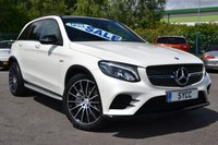 2016 MERCEDES-BENZ GLC-CLASS 3.0 AMG GLC 43 4MATIC PREMIUM PLUS 5d AUTO 362 BHP £36999.00