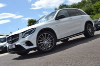 """USED 2016 66 MERCEDES-BENZ GLC-CLASS 3.0 AMG GLC 43 4MATIC PREMIUM PLUS 5d AUTO 362 BHP HUGE SPECIFICATION CAR ~ PAN ROOF ~ 20"""" ALLOYS ~ NIGHT PACK"""