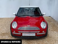 USED 2004 04 MINI HATCH COOPER 1.6 COOPER 3d 114 BHP
