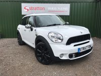 USED 2012 12 MINI COUNTRYMAN 2.0 COOPER SD ALL4 5d 141 BHP