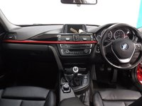 USED 2012 62 BMW 3 SERIES 2.0 320D SPORT 4d 184 BHP FULL BMW SERVICE HISTORY, HEATED LEATHER SEATS