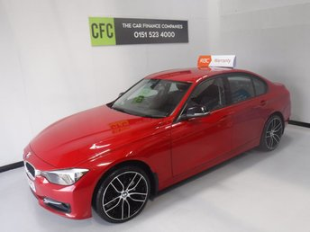 2012 BMW 3 SERIES 2.0 320D SPORT 4d 184 BHP £10750.00