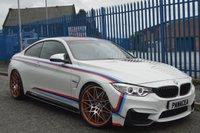 USED 2014 64 BMW M4 3.0 M4 2d AUTO 426 BHP CS STYLING