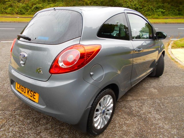 FORD KA at Junction 44 Motor Company