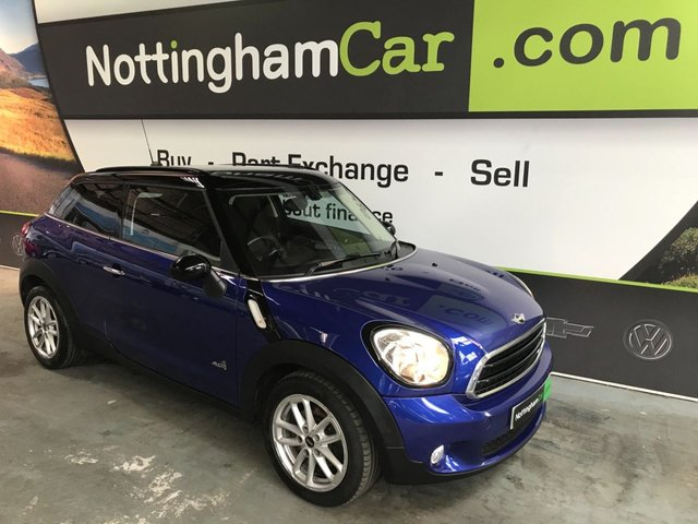 USED 2015 65 MINI COOPER 1.6 COOPER ALL4 3d 121 BHP