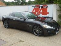 2010 MASERATI GRANTURISMO 4.7 S 2d AUTO 440 BHP £32995.00